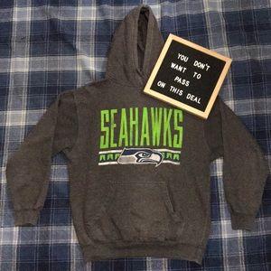 Seattle Seahawks Hooded Sweatshirt